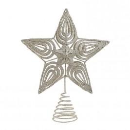Χριστουγεννιάτικη Κορυφή Δέντρου InArt 2-70-570-0117