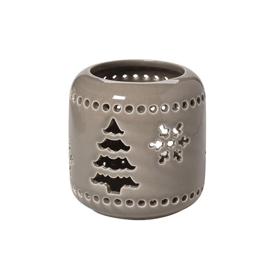Χριστουγεννιατικό Κηροπήγιο Espiel HEG107K4