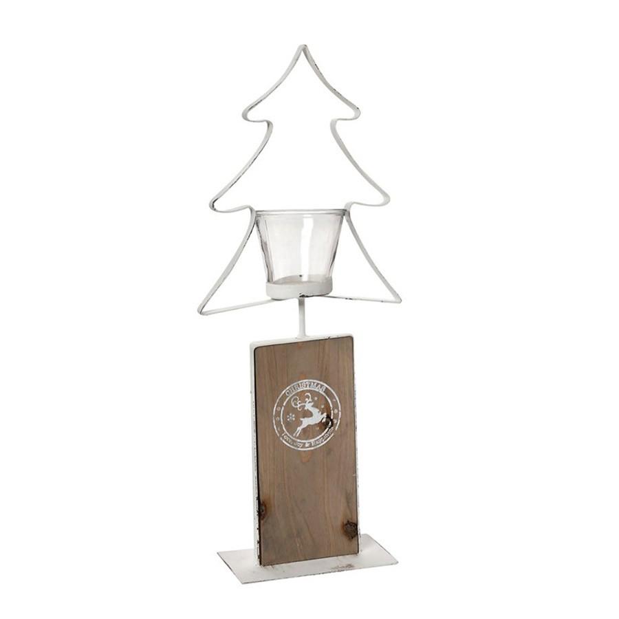 Χριστουγεννιατικό Κηροπήγιο Espiel AST519