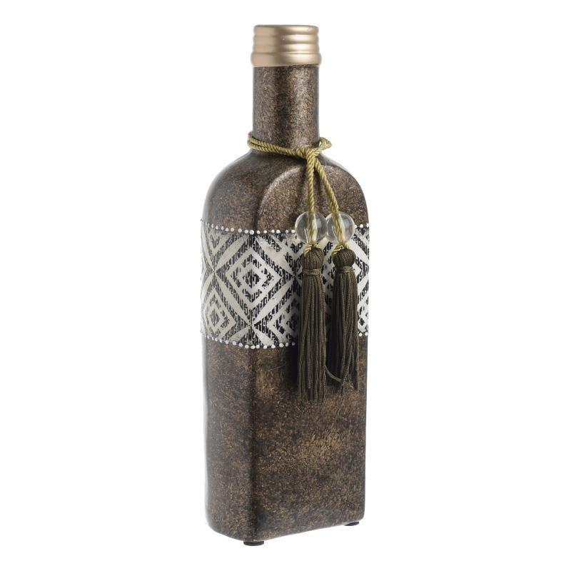 Διακοσμητικό Μπουκάλι InArt 3-70-743-0025