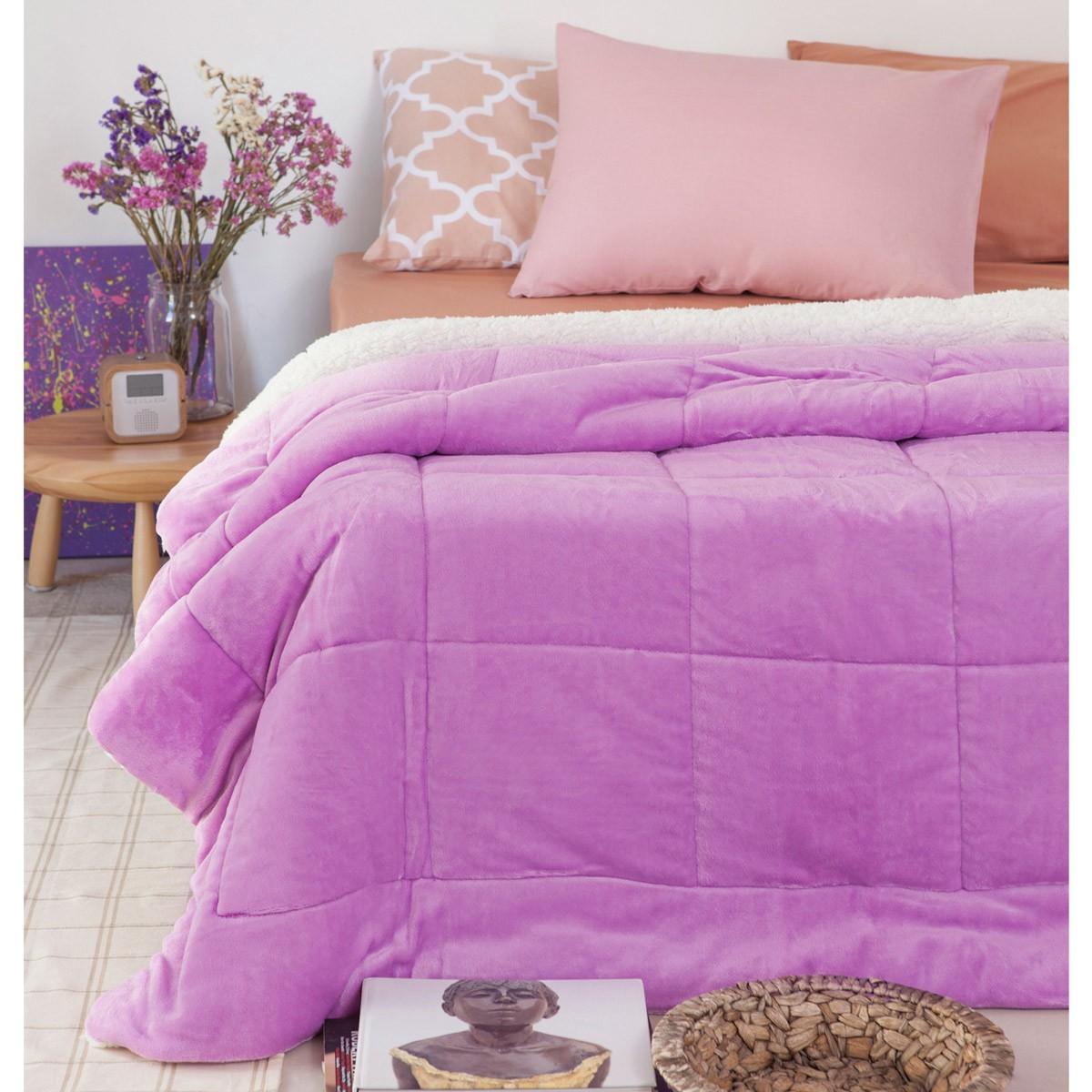 Κουβερτοπάπλωμα Υπέρδιπλο Melinen Dreamy Lavender