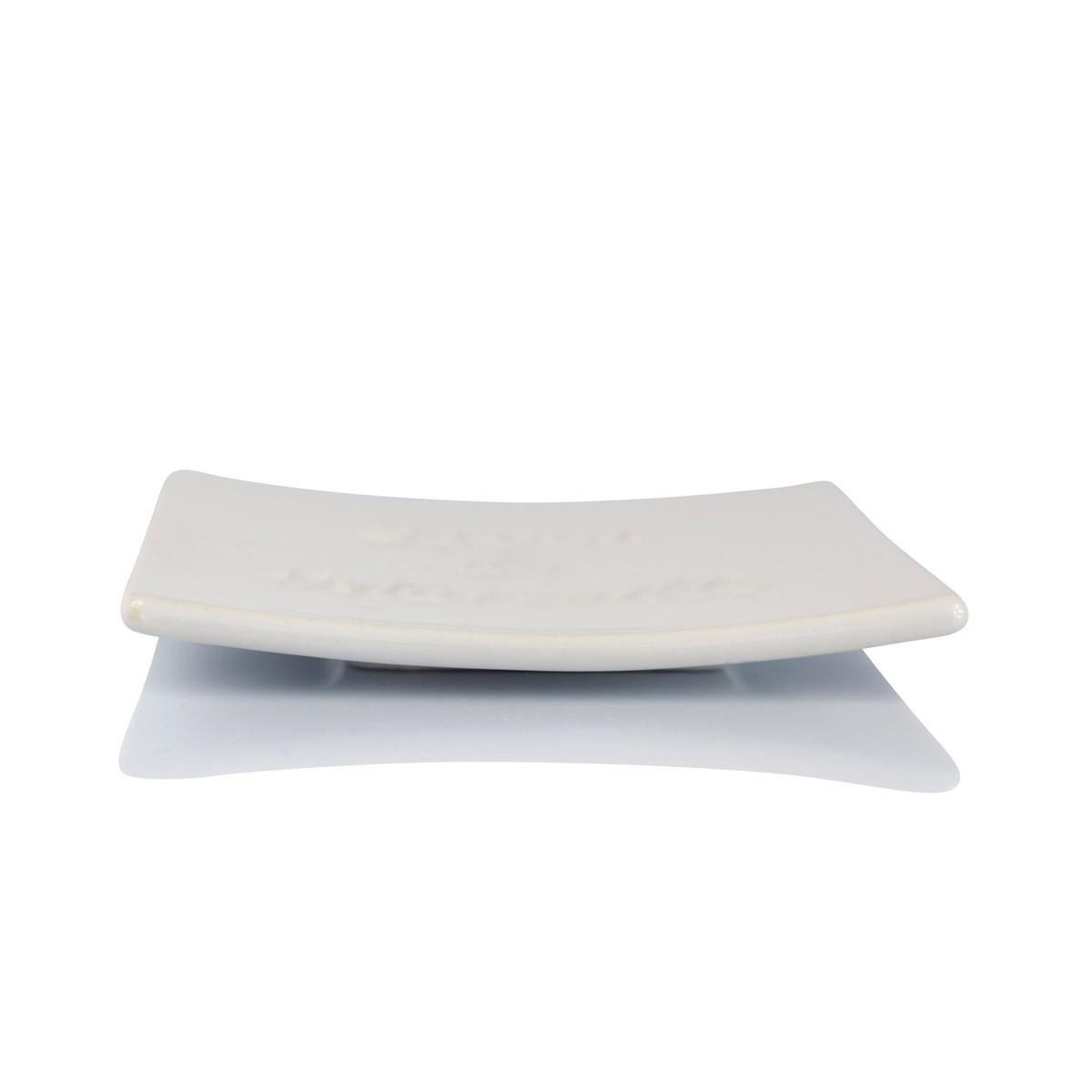 Σαπουνοθήκη Spirella SavonDeMarseille 02771 White