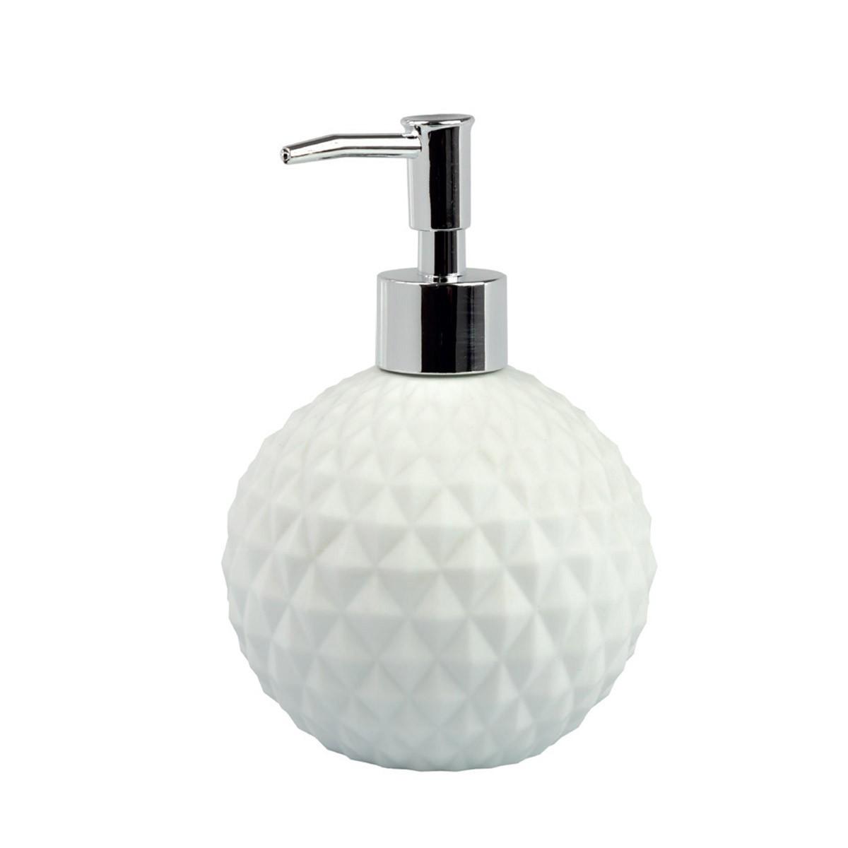 Δοχείο Κρεμοσάπουνου Spirella Alison 02962 home   μπάνιο   αξεσουάρ μπάνιου