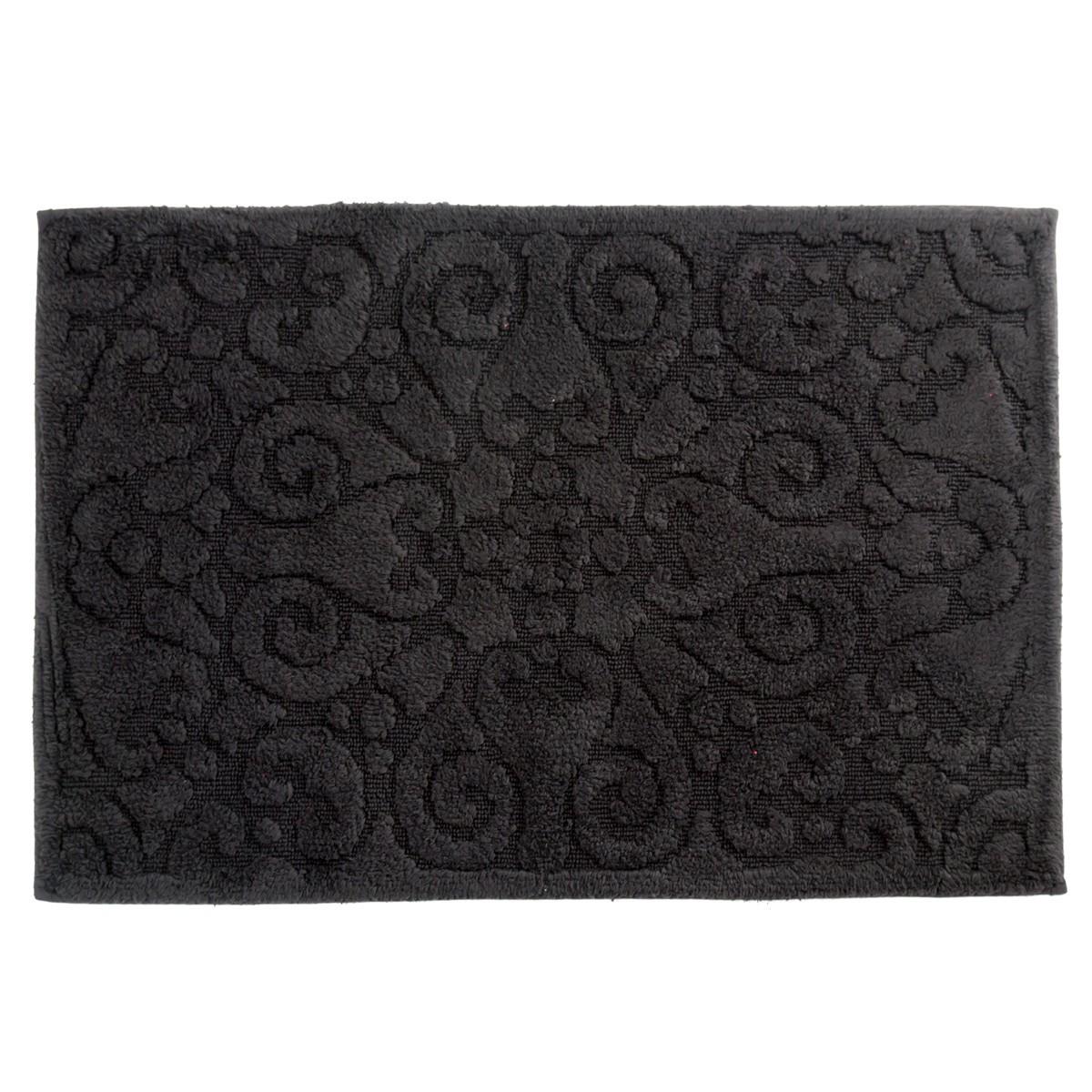 Πατάκι Μπάνιου (60x90) LifeStyle Dream Black