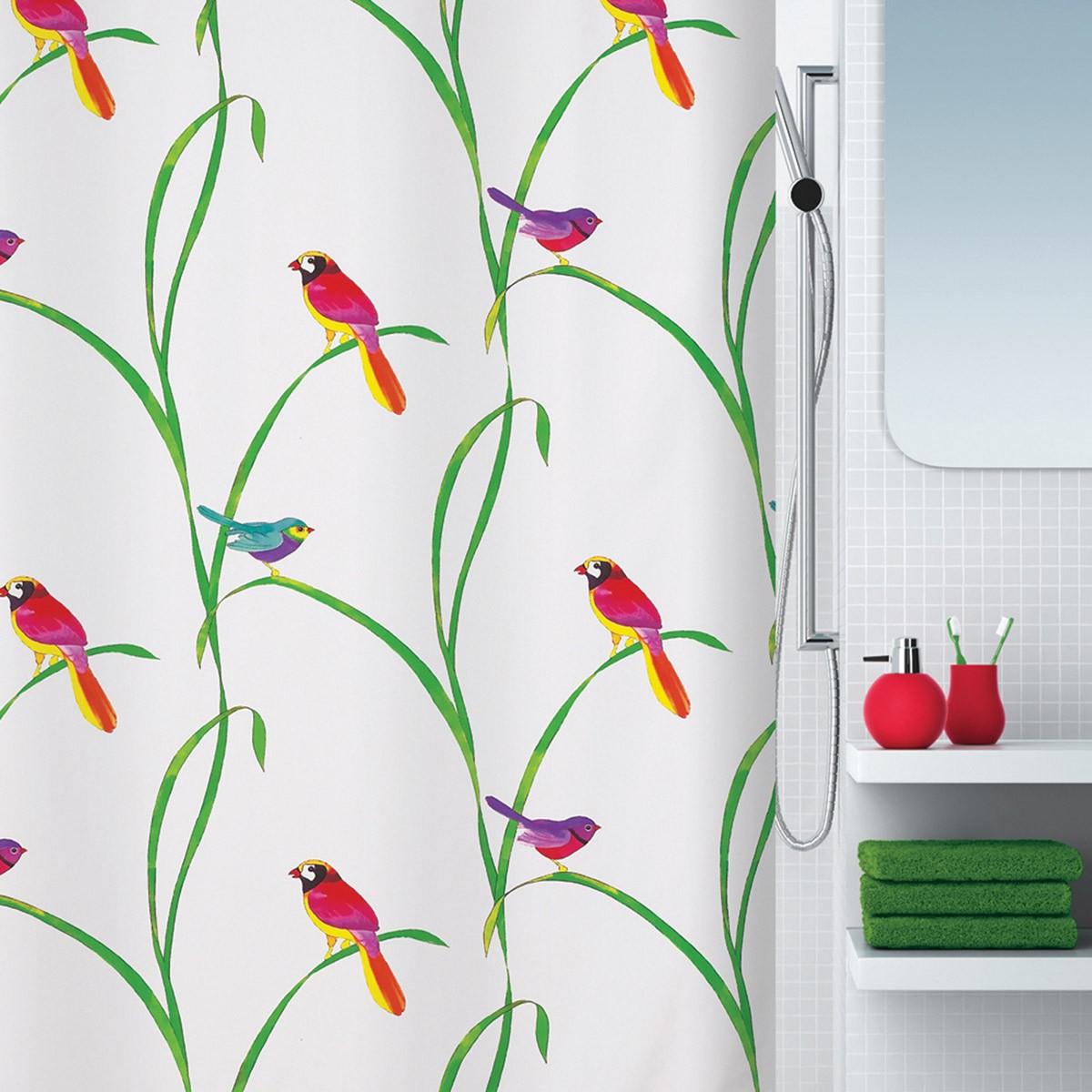 Κουρτίνα Μπάνιου (180x200) Rainbow Paradis
