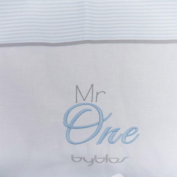 Σετ Κούνιας 3τμχ Byblos Des 82 Mr.One Blue