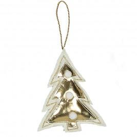 Χριστουγεννιάτικο Στολίδι Nef-Nef Golden Tree