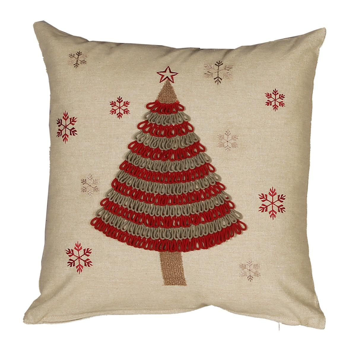 Χριστουγεννιάτικο Μαξιλάρι Nef-Nef Ornate Tree