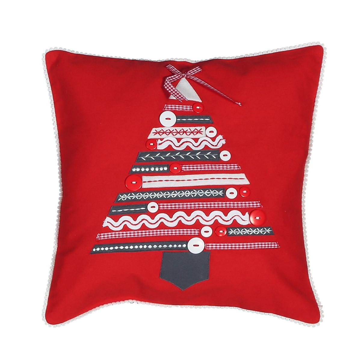 Χριστουγεννιάτικο Μαξιλάρι Nef-Nef Spruce