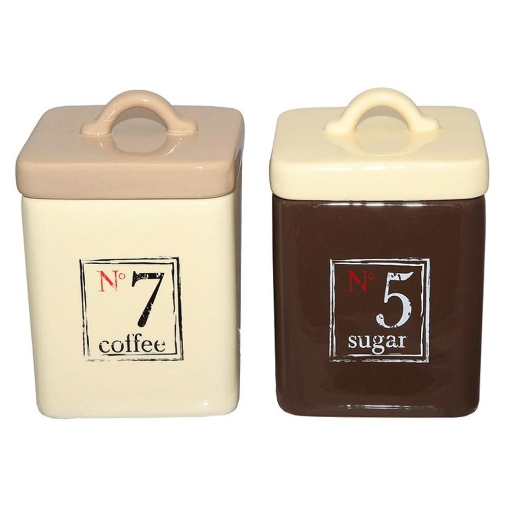 Δοχείο Ζάχαρης + Καφέ Espiel WEI221