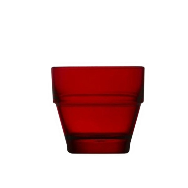 Ποτήρια Κρασιού (Σετ 6τμχ) Espiel Impilabile Red STE132