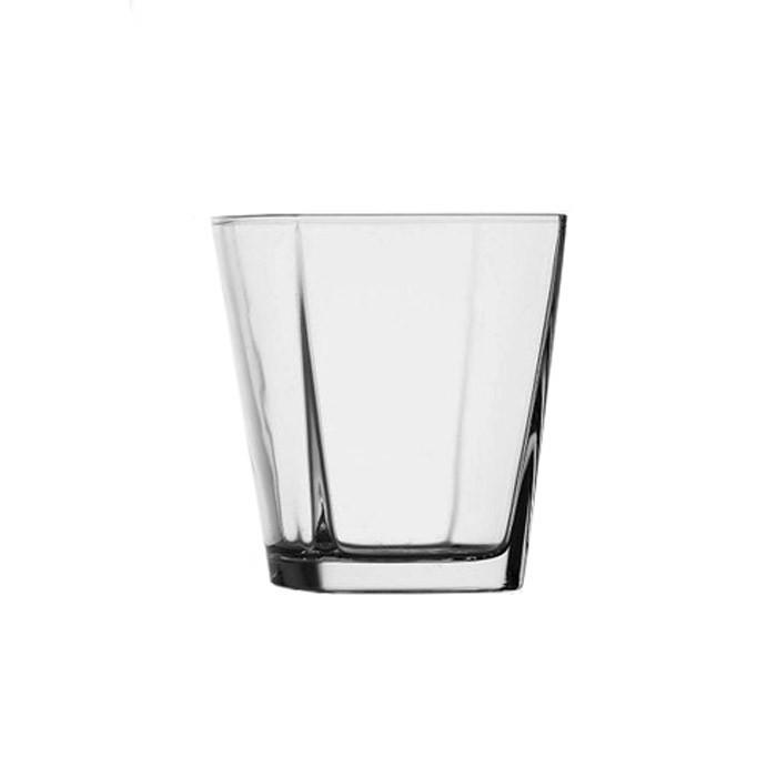 Ποτήρια Ουίσκι (Σετ 6τμχ) Espiel Stephanie Clear STE104