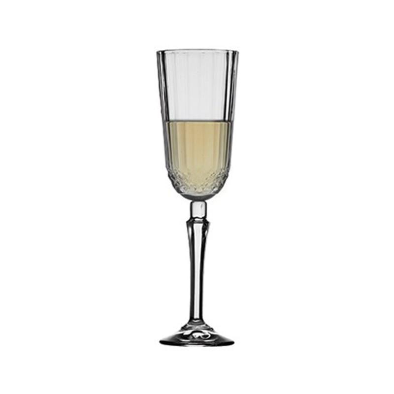 Ποτήρια Σαμπάνιας (Σετ 6τμχ) Espiel Diony CAM440210