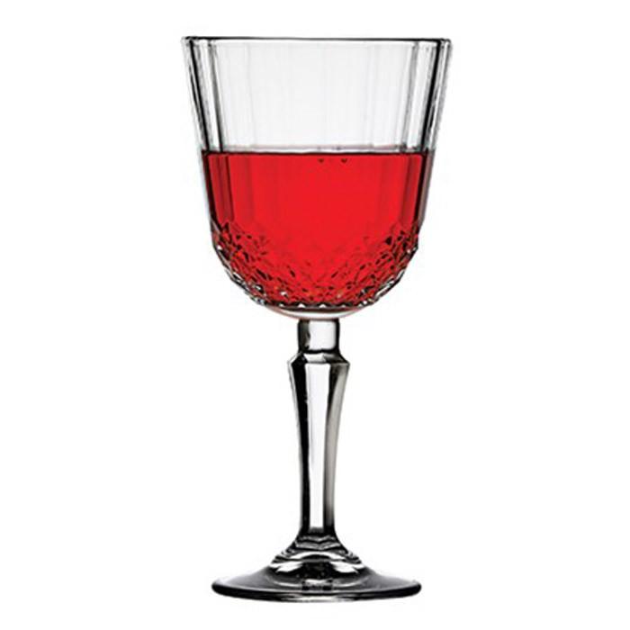 Ποτήρια Κρασιού Κολωνάτα (Σετ 6τμχ) Espiel Diony Large CAM440230 home   κουζίνα   τραπεζαρία   ποτήρια