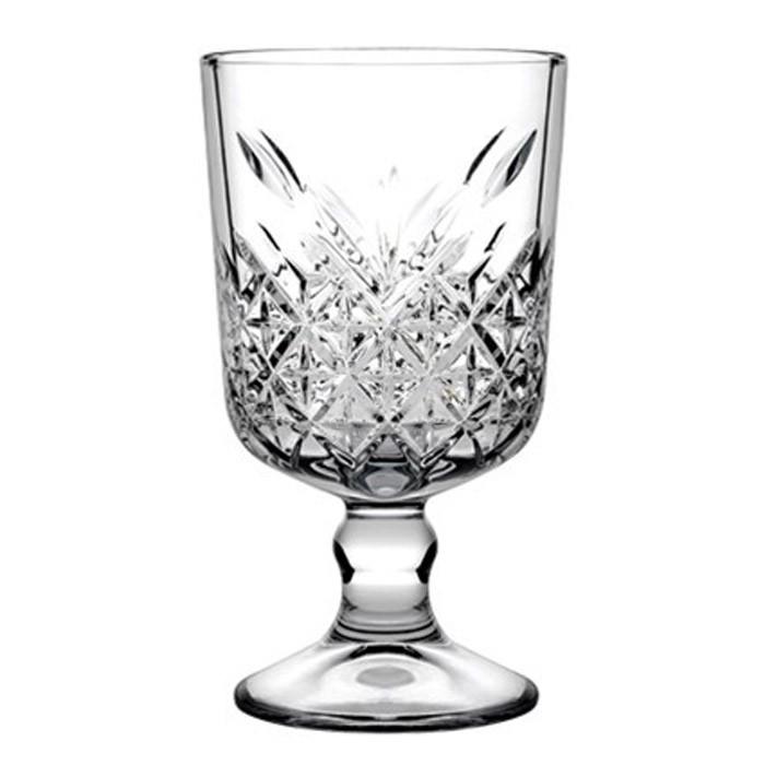 Ποτήρια Κρασιού Κολωνάτα (Σετ 12τμχ) Espiel Timeless CAM51648
