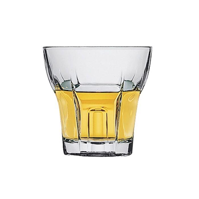 Ποτήρια Ουίσκι (Σετ 6τμχ) Espiel Temple Medium CAM52226 home   κουζίνα   τραπεζαρία   ποτήρια