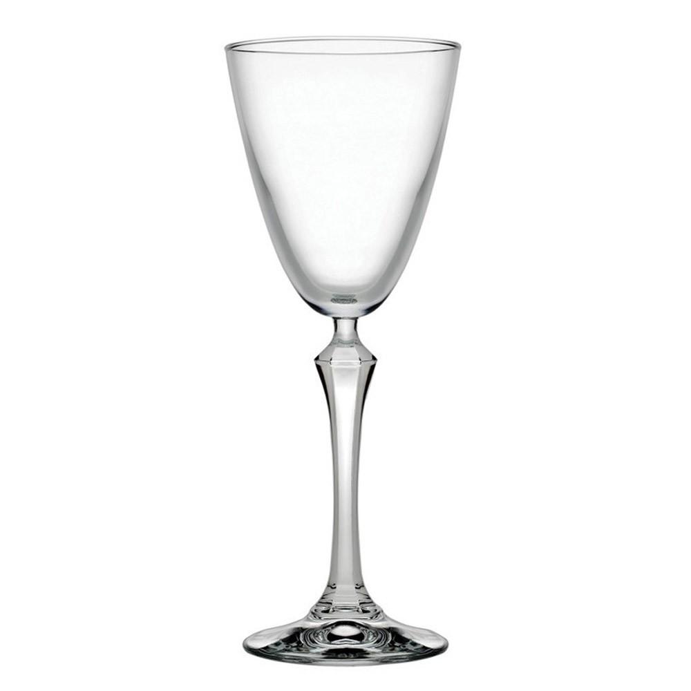 Ποτήρια Κρασιού Κολωνάτα (Σετ 6τμχ) Espiel Queen Small CAM440216