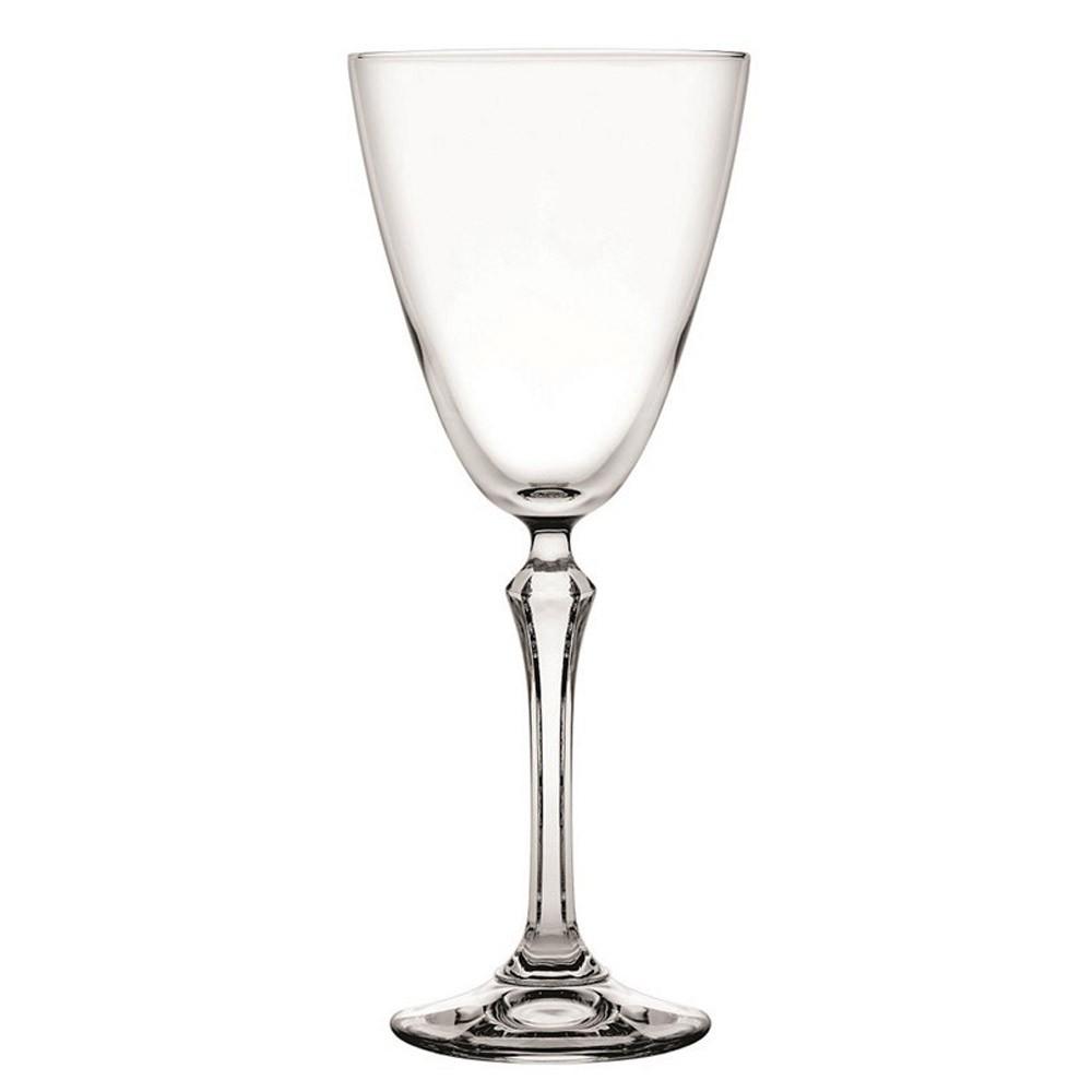 Ποτήρια Κρασιού Κολωνάτα (Σετ 6τμχ) Espiel Queen Large CAM440246