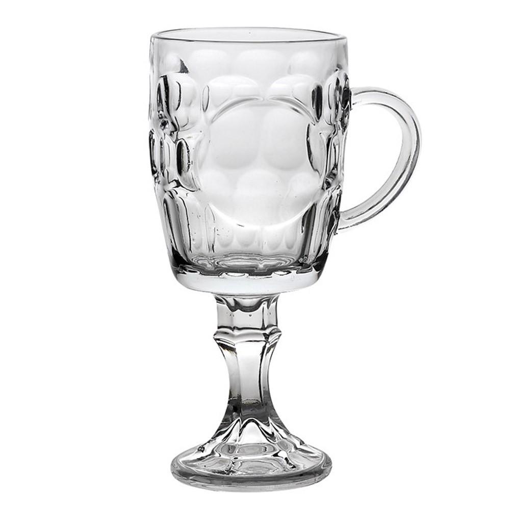 Ποτήρια Μπύρας Κολωνάτα Με Λαβή (Σετ 6τμχ) Espiel INT8528 home   κουζίνα   τραπεζαρία   ποτήρια