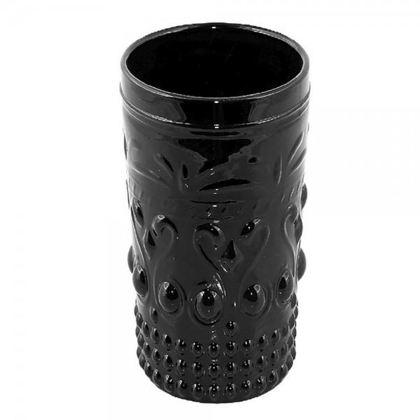 Ποτήρια Κοκτέιλ (Σετ 6τμχ) Espiel Embossed Black HOC1011
