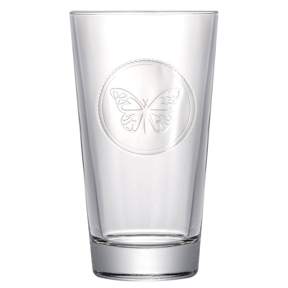 Ποτήρια Νερού (Σετ 6τμχ) Espiel Butterfly STE4040N