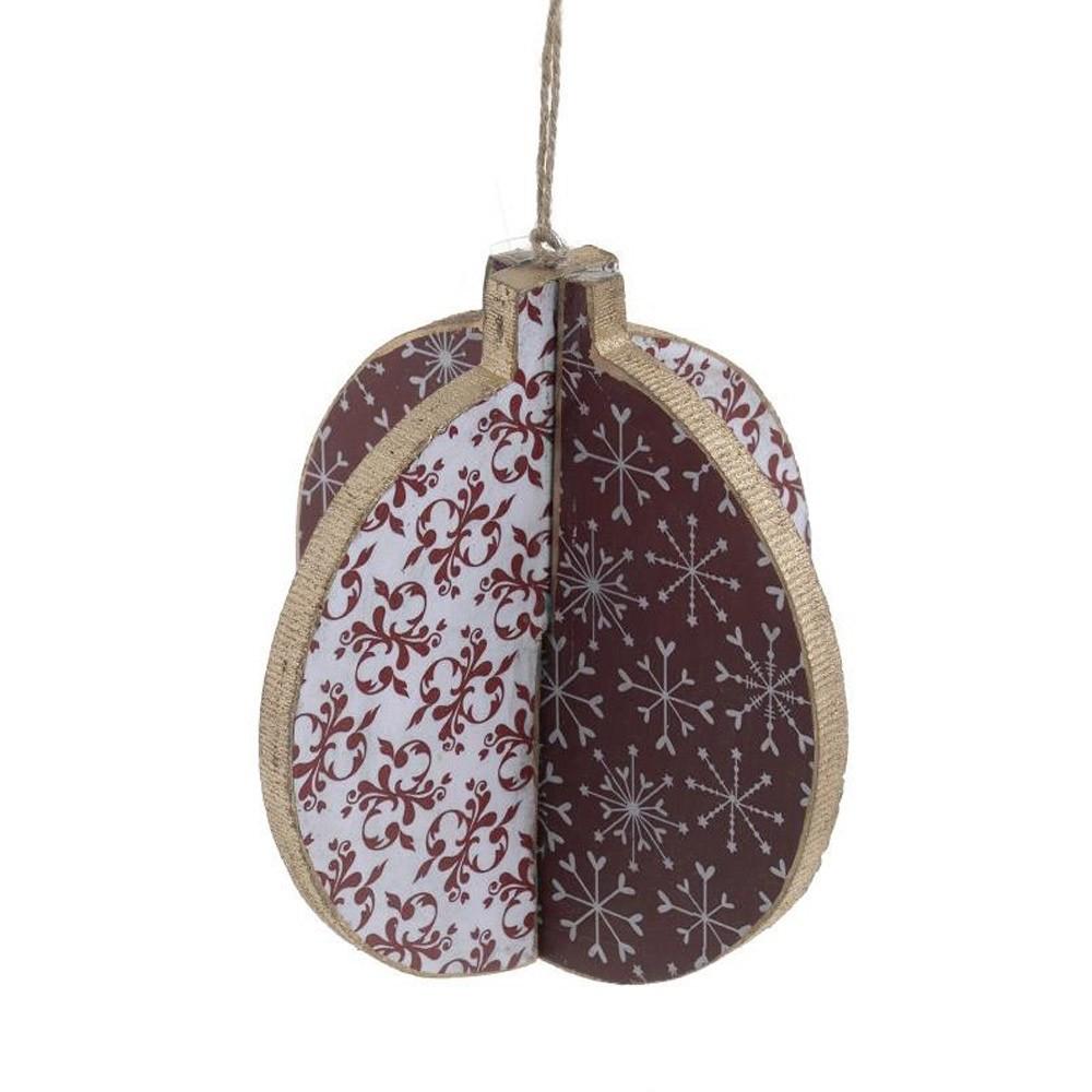 Χριστουγεννιάτικο Στολίδι InArt 2-70-429-0057