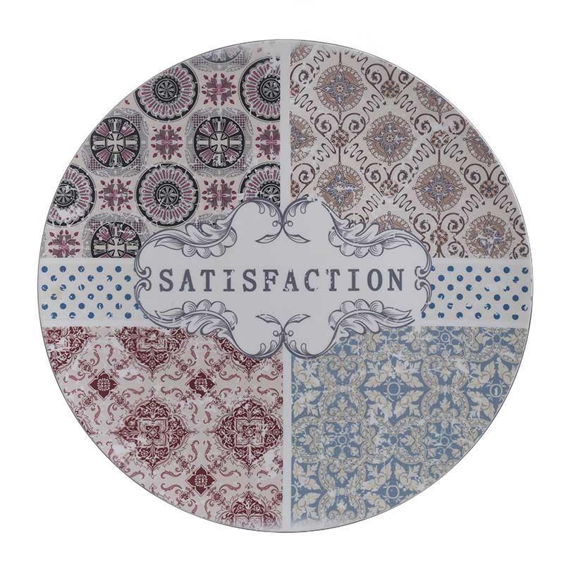 Πιατέλα Διακόσμησης InArt Satisfaction 3-60-434-0021