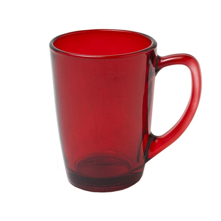 Κούπες (Σετ 6τμχ) Espiel Angelo Red STE129000R home   κουζίνα   τραπεζαρία   κούπες   φλυτζάνια