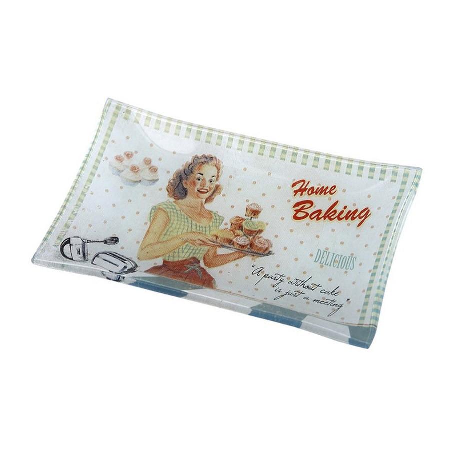 Πιάτα Γλυκού (Σετ 6τμχ) Espiel Home Baking INT8513 home   κουζίνα   τραπεζαρία   πιάτα   μπωλ