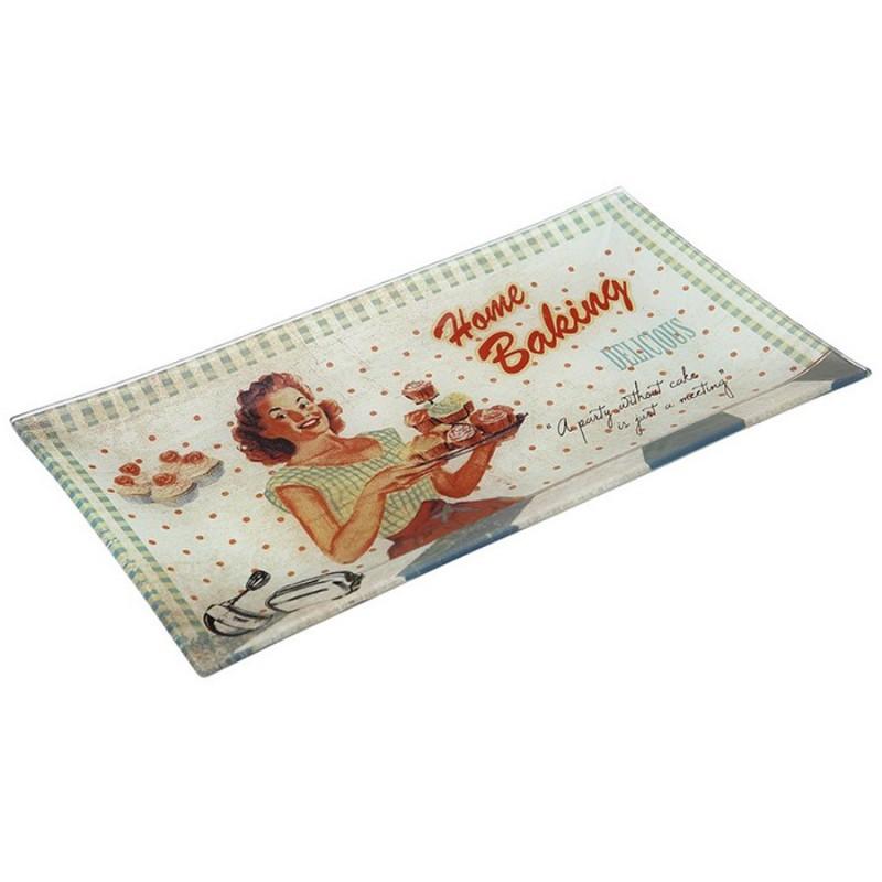 Πιατέλες Σερβιρίσματος (Σετ 2τμχ) Espiel Home Baking INT8515
