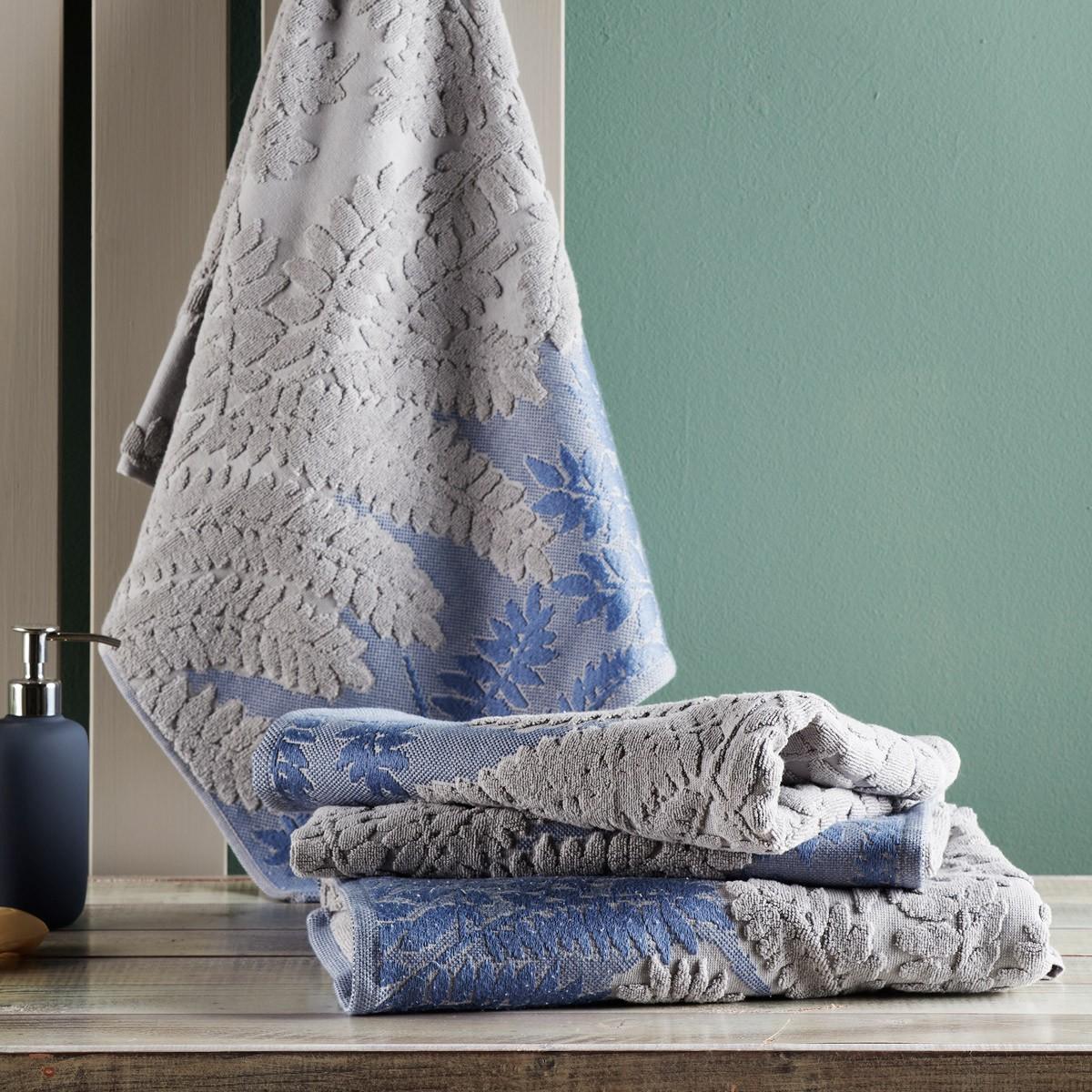 Πετσέτα Προσώπου (50x100) Kentia Anapolis home   μπάνιο   πετσέτες μπάνιου
