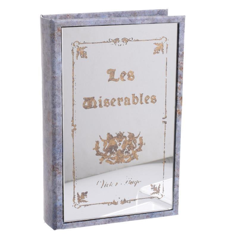 Κουτί/Βιβλίο Αποθήκευσης InArt Les Miserables 3-70-435-0225