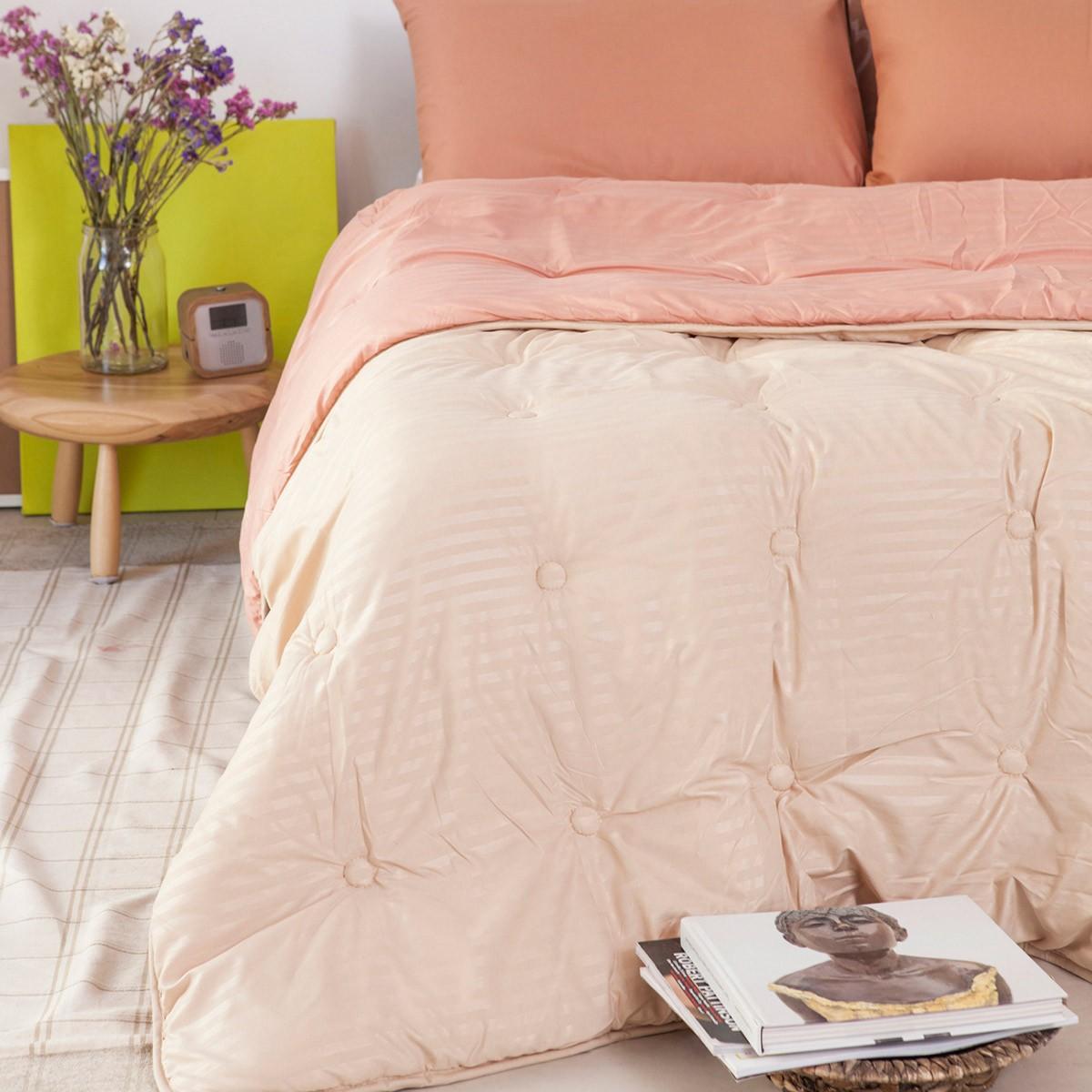 Πάπλωμα Υπέρδιπλο Διπλής Όψης Melinen Pieta Florence home   κρεβατοκάμαρα   παπλώματα   παπλώματα υπέρδιπλα