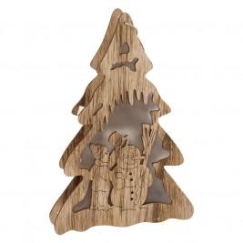 Χριστουγεννιάτικο Δεντράκι Με Φωτισμό Espiel XMA229K4