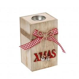 Χριστουγεννιάτικο Κηροπήγιο Espiel XMA240K6
