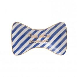 Διακοσμητικό Πιατάκι InArt Bowknot 3-70-146-0322