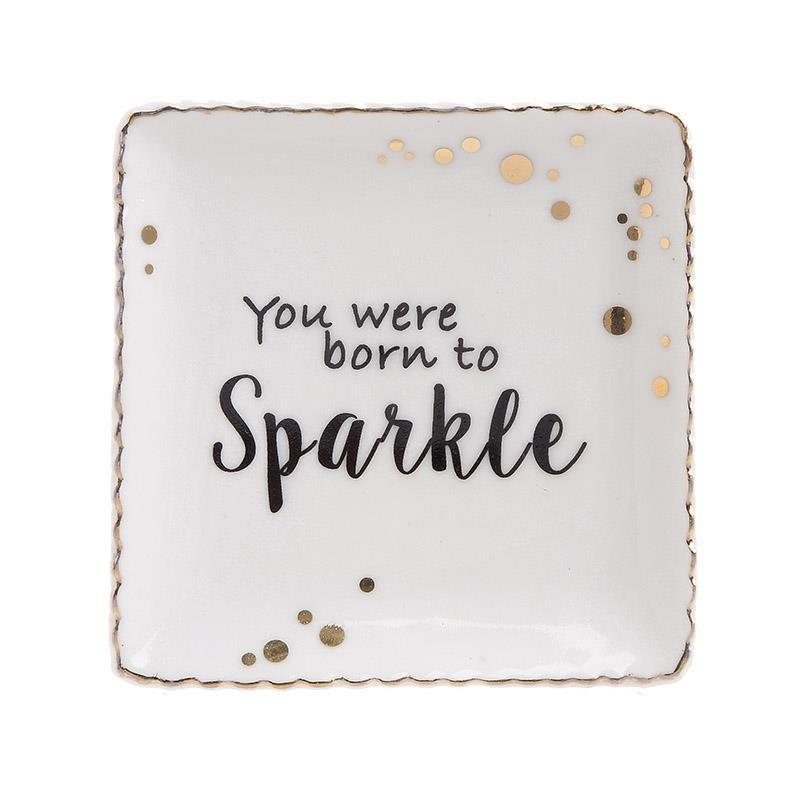 Διακοσμητικό Πιατάκι InArt Sparkle 3-70-146-0324