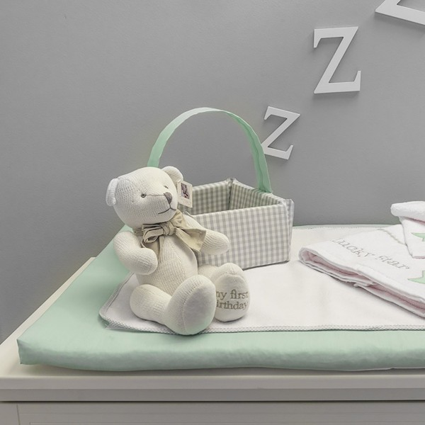 Καλαθάκι Καλλυντικών Baby Oliver Lucky Star Mint 304