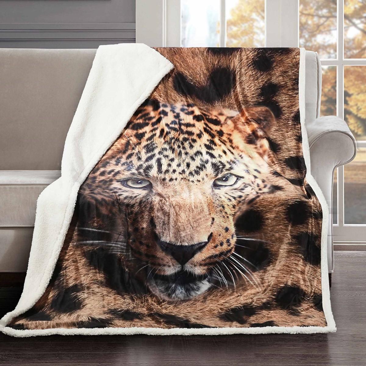 Κουβέρτα Καναπέ Fennel Tiger BMS390-P001 85446