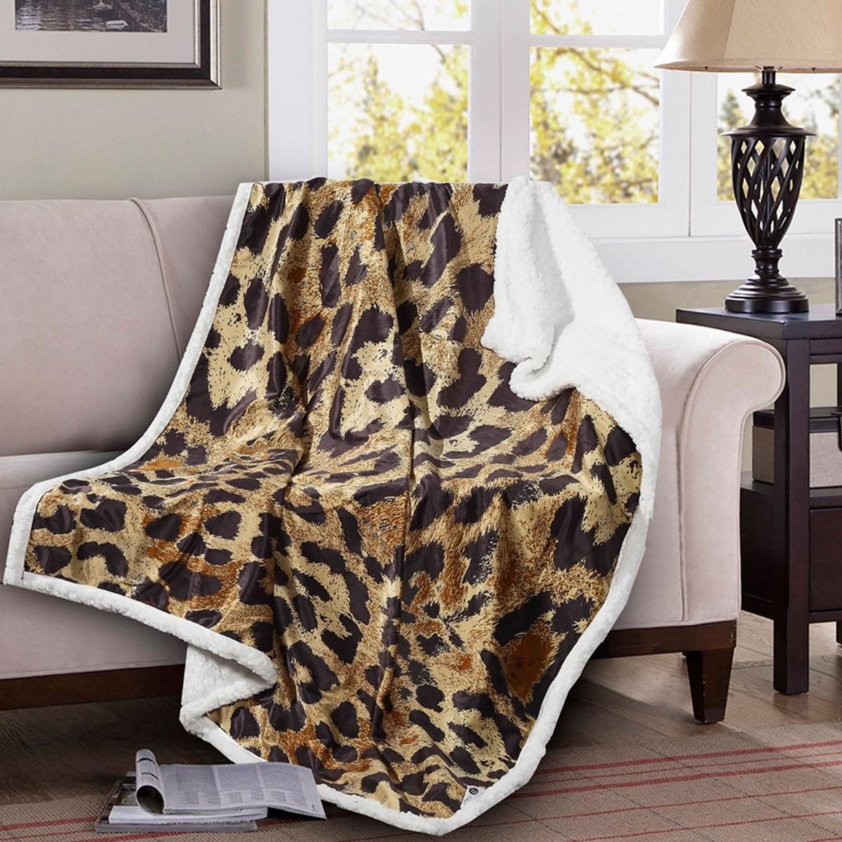 Κουβέρτα Καναπέ Fennel Animal Print BMS390-P002 85447