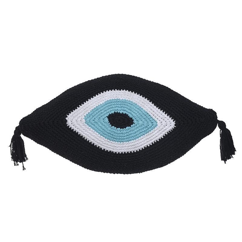 Διακοσμητικό Μαξιλάρι (30×50) InArt Black Eye 3-40-826-0005