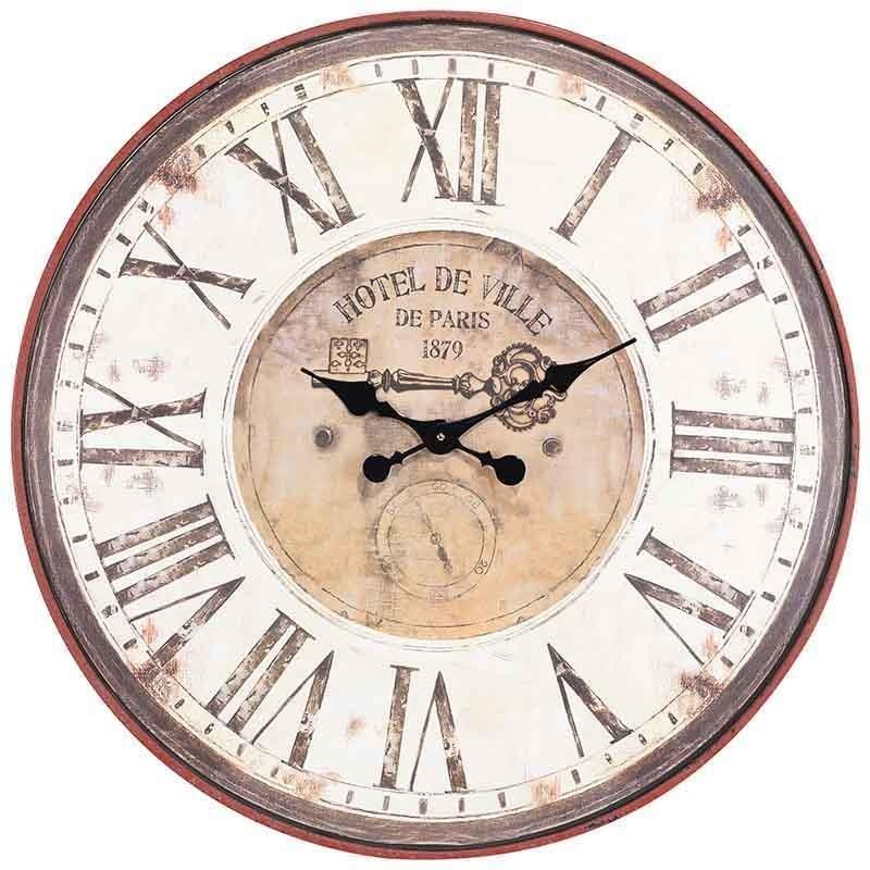 Ρολόι Τοίχου InArt 3-20-773-0171