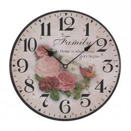 Ρολόι Τοίχου InArt 3-20-098-0153