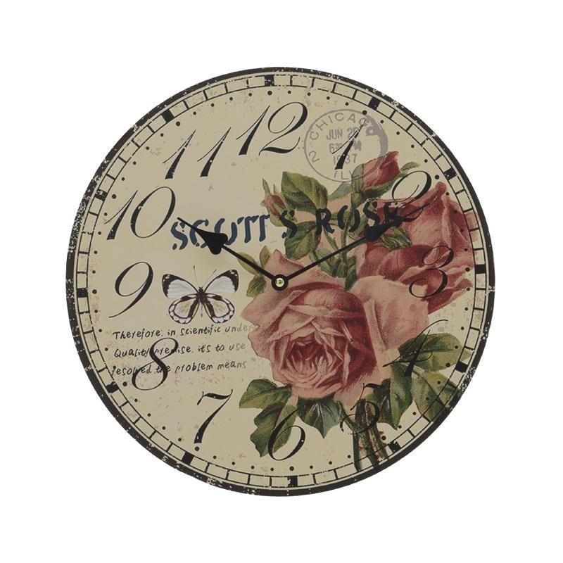 Ρολόι Τοίχου InArt 3-20-098-0254 85672