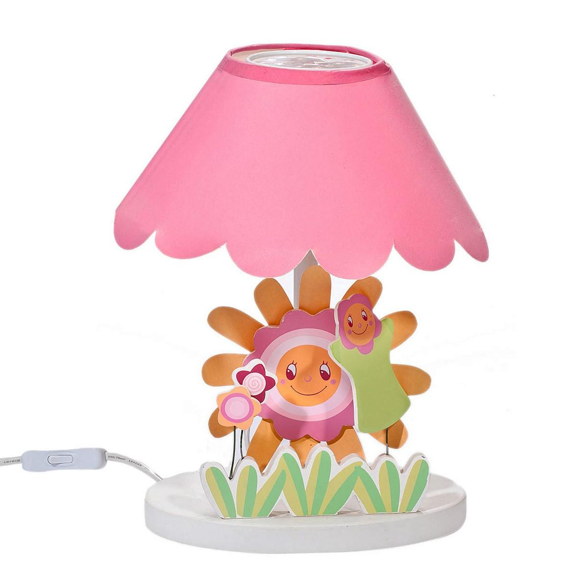 Παιδικό Επιτραπέζιο Φωτιστικό Marva Ginna 487008 home   παιδικά   παιδική διακόσμηση