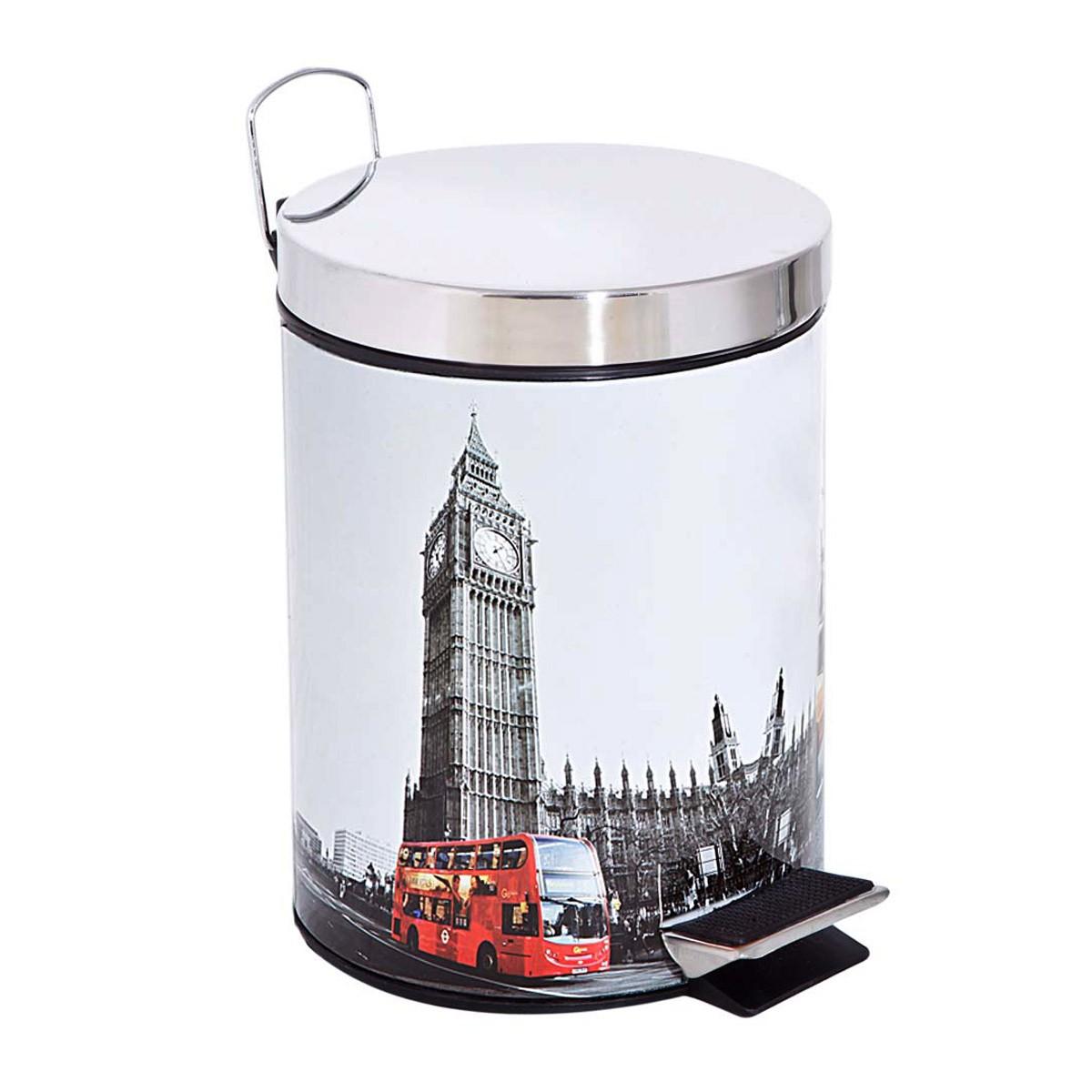 Κάδος Απορριμάτων (20×27) Marva London 575020