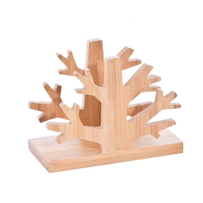 Χαρτοπετσετοθήκη Marva Bamboo 478121