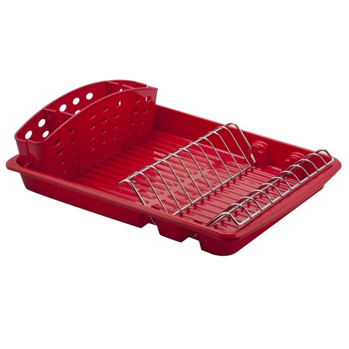 Πιατοθήκη Marva Mini Red 697009