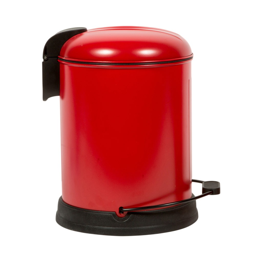Κάδος Απορριμάτων (24×31) Marva Velvet Red 779003