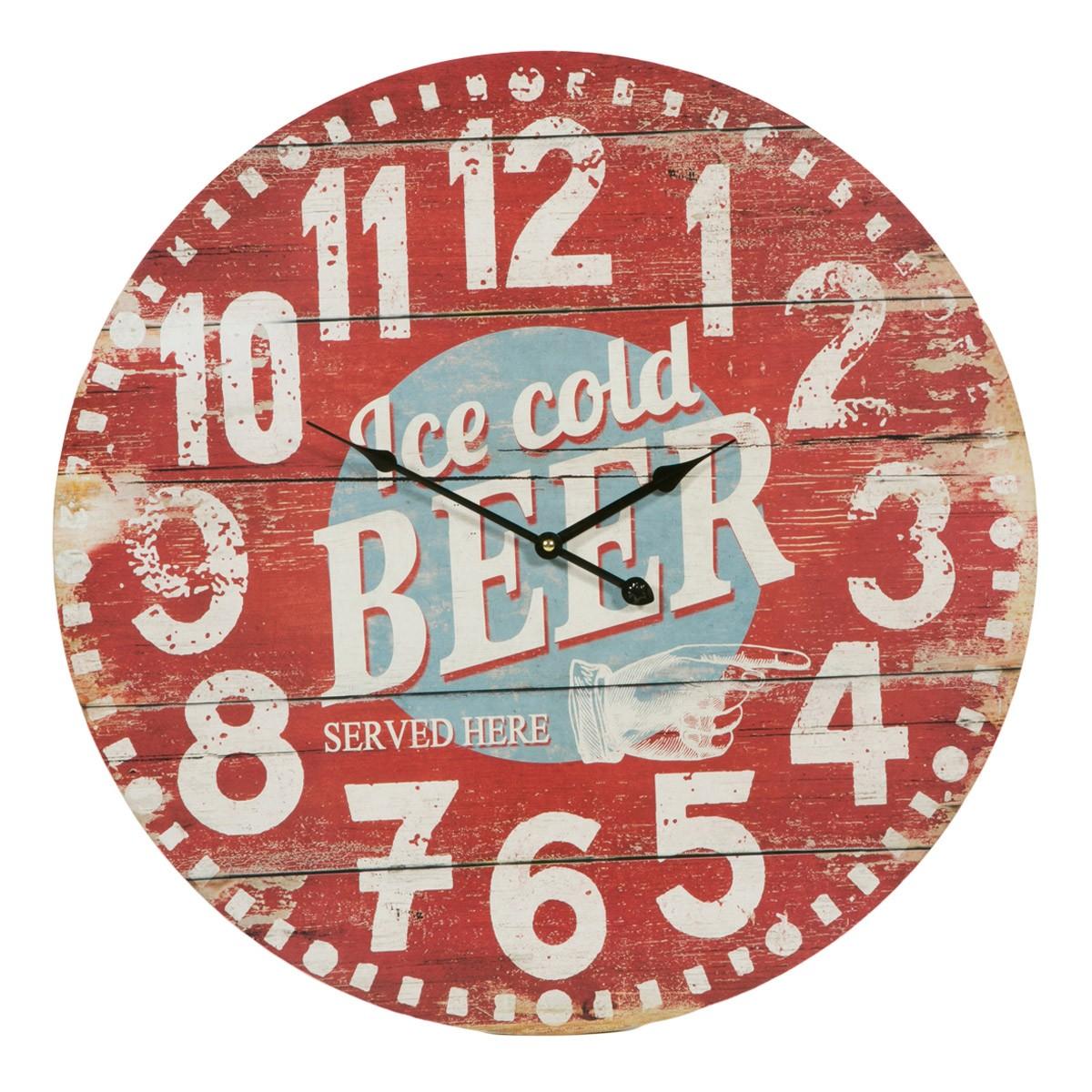 Ρολόι Τοίχου Marva Vintage 692040 85850